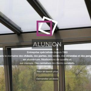 Site web d'Alunion